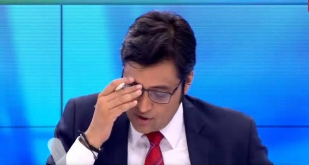 Take action on Arnab Go Swami MLA's letter to Home Minister